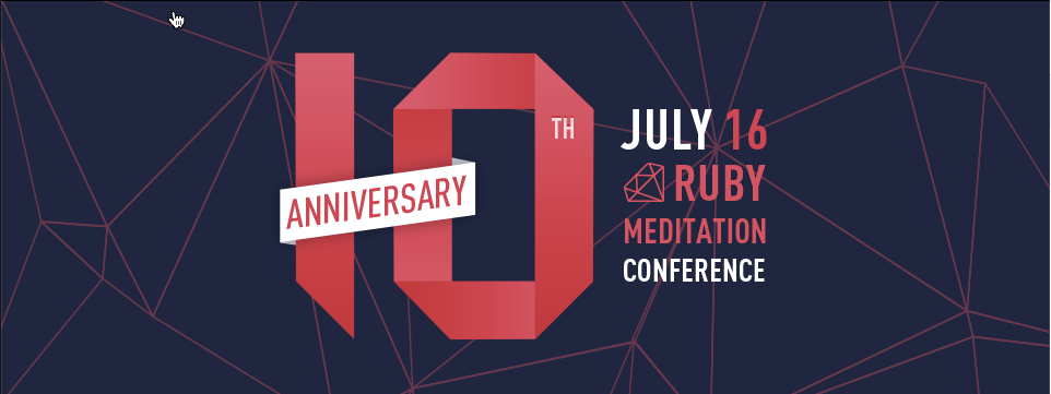 10th Ruby Meditation in Kyiv. How was it?