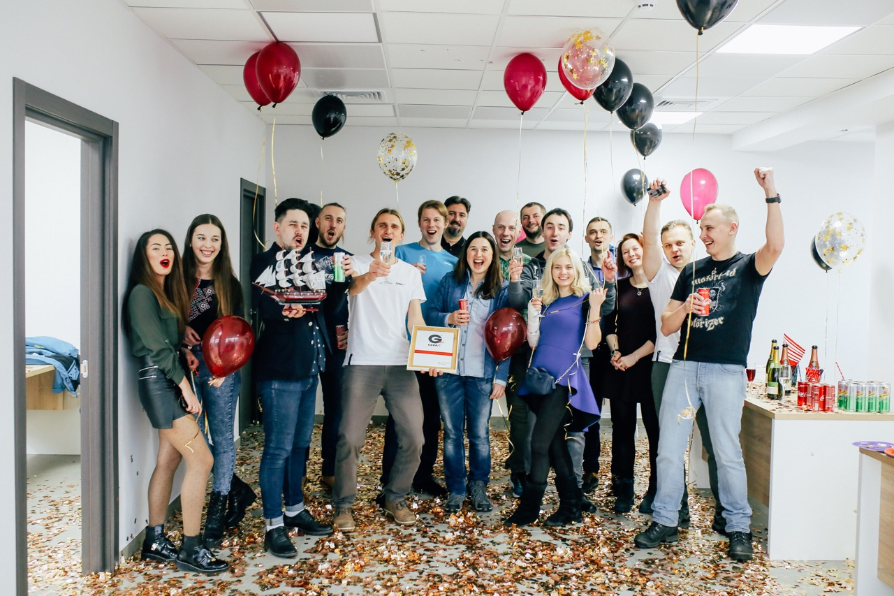 New office launch in Cherkasy. Hurry up to apply for open positions!