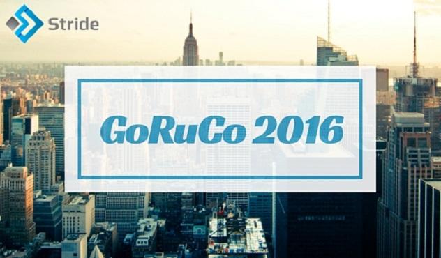 GoRuCo-2016