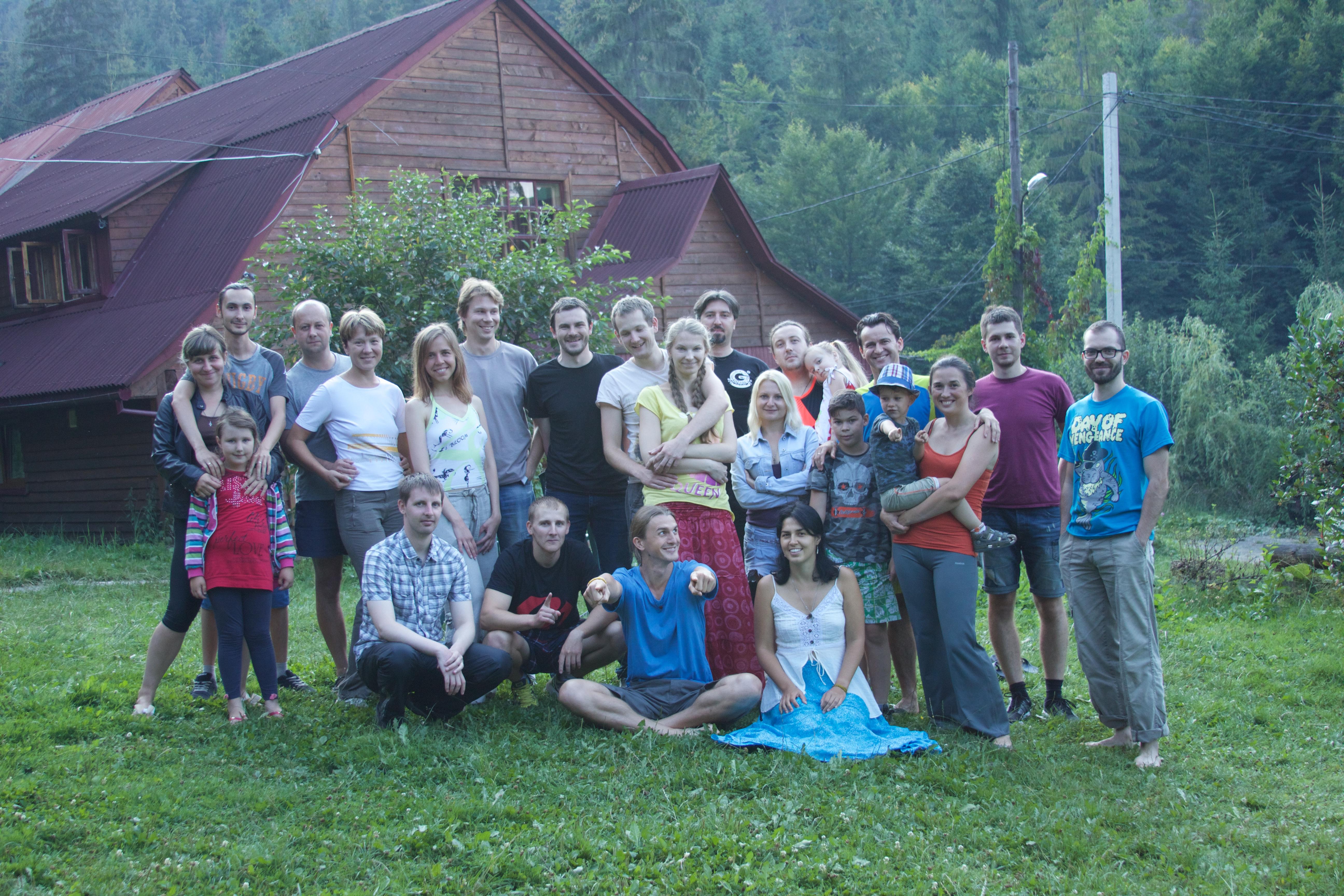 Carpathians 2015