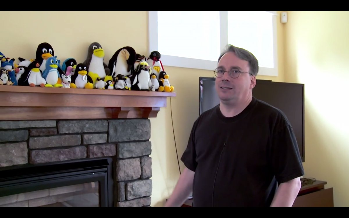 Happy Birthday, Linus Torvalds!