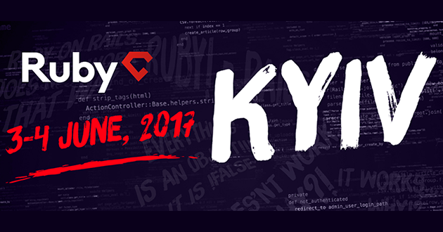Plan your visit to RubyC-2017