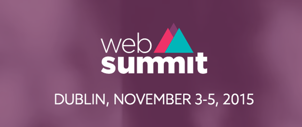 Gera-IT at the Web Summit 2015 in Dublin