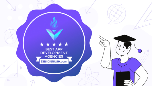Gera-IT is listed amongst the Top 30 Educational App Developers for 2021