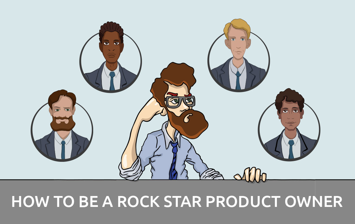 Working with a remote team: How to be a Rock Star Product Owner