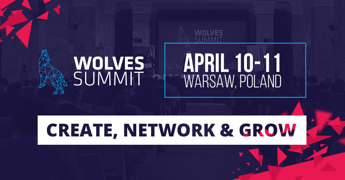 Wolves Summit 2018 opens today!